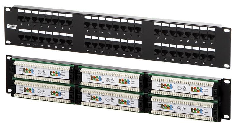 PP2-19-48-8P8C-C5e-110D